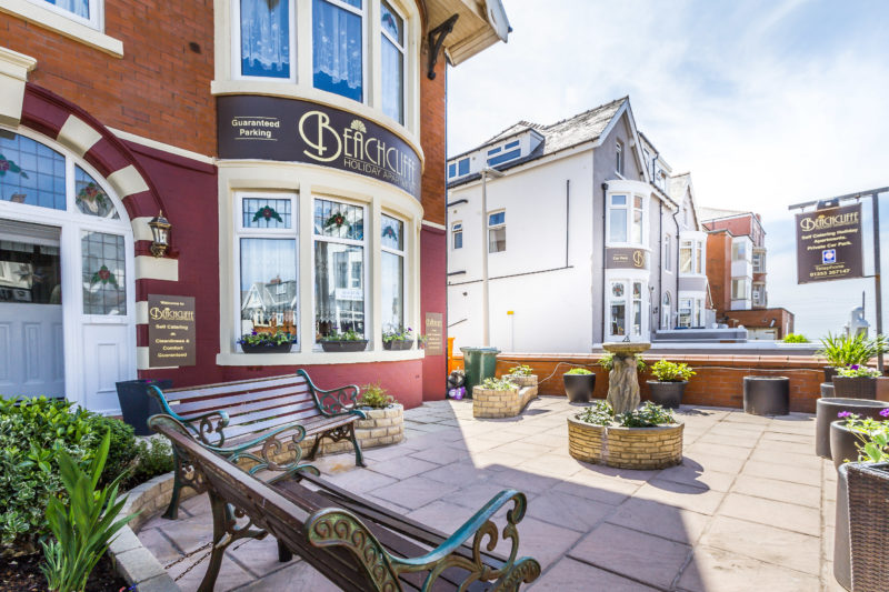 Beachcliffe Holiday Apartments in Blackpool