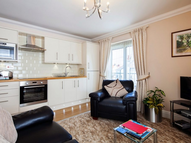Burbage Holiday Lodge - Apartment 4