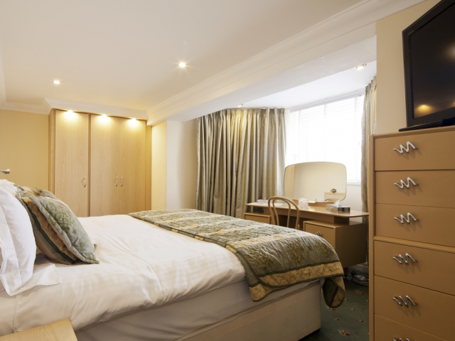 Burbage Holiday Lodge - Apartment 1